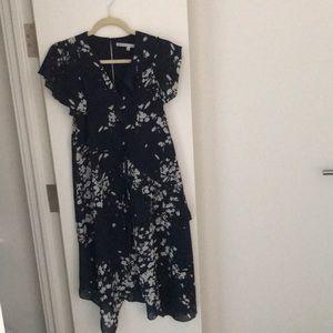 Rachel Roy Ruffle Dress